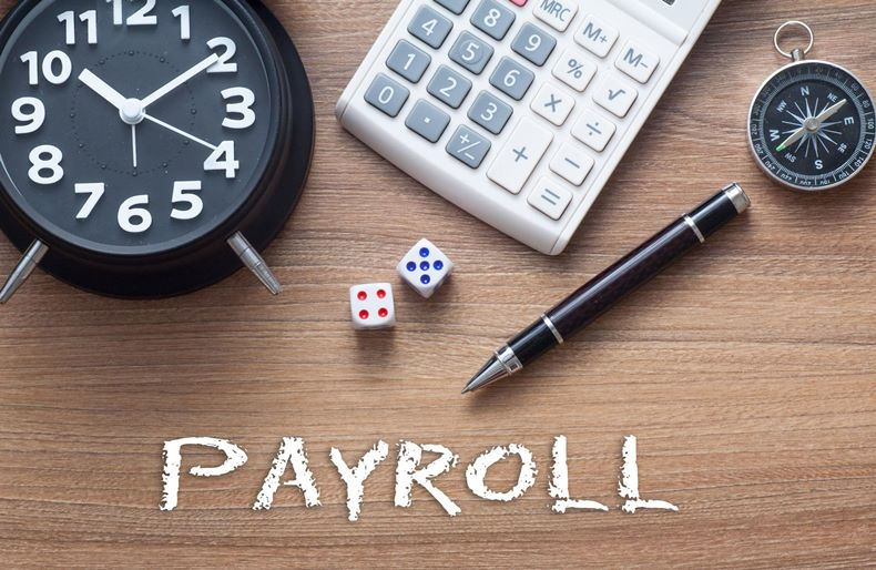 Payroll in hospitality business